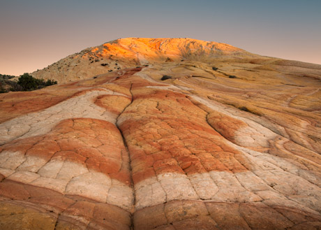 Yellow Rock, Grand Staircase Escalante National Monument, Utah