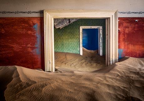 Kolmanskop, Namibia Photo Tour