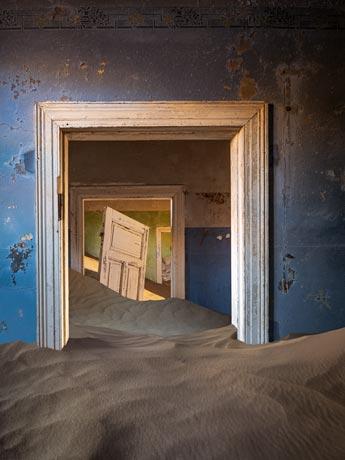 Kolmanskop, Leuderitz