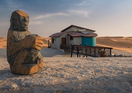 Swakopmund Dunes, Namibia