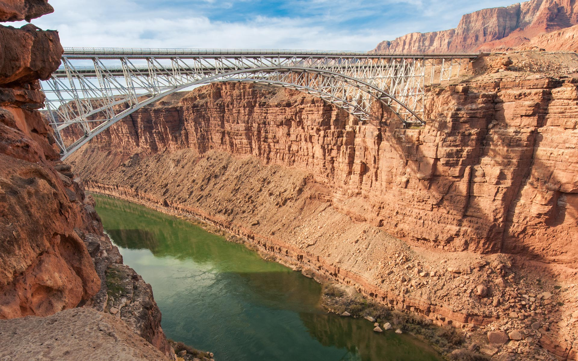 Navajo Bridge, Arizona