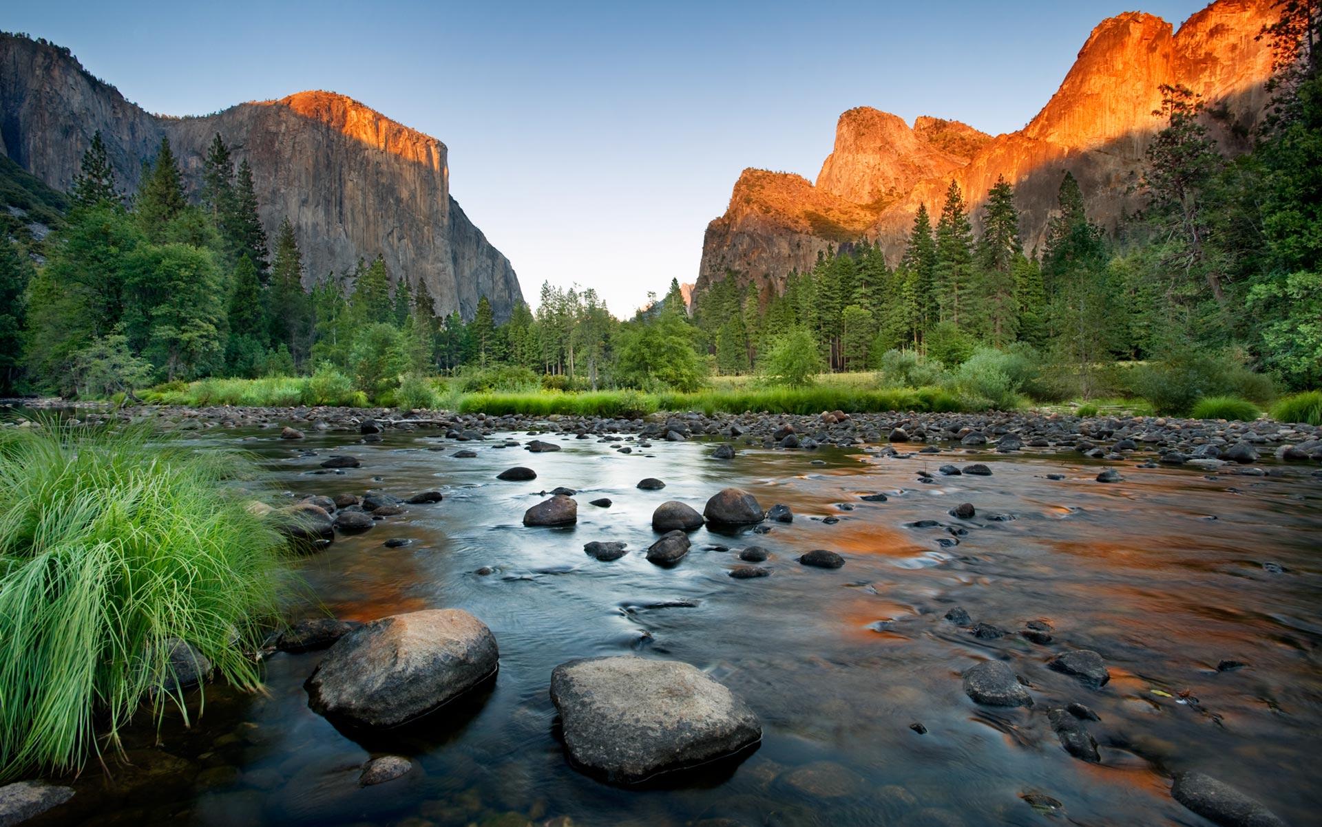 Merced River, California