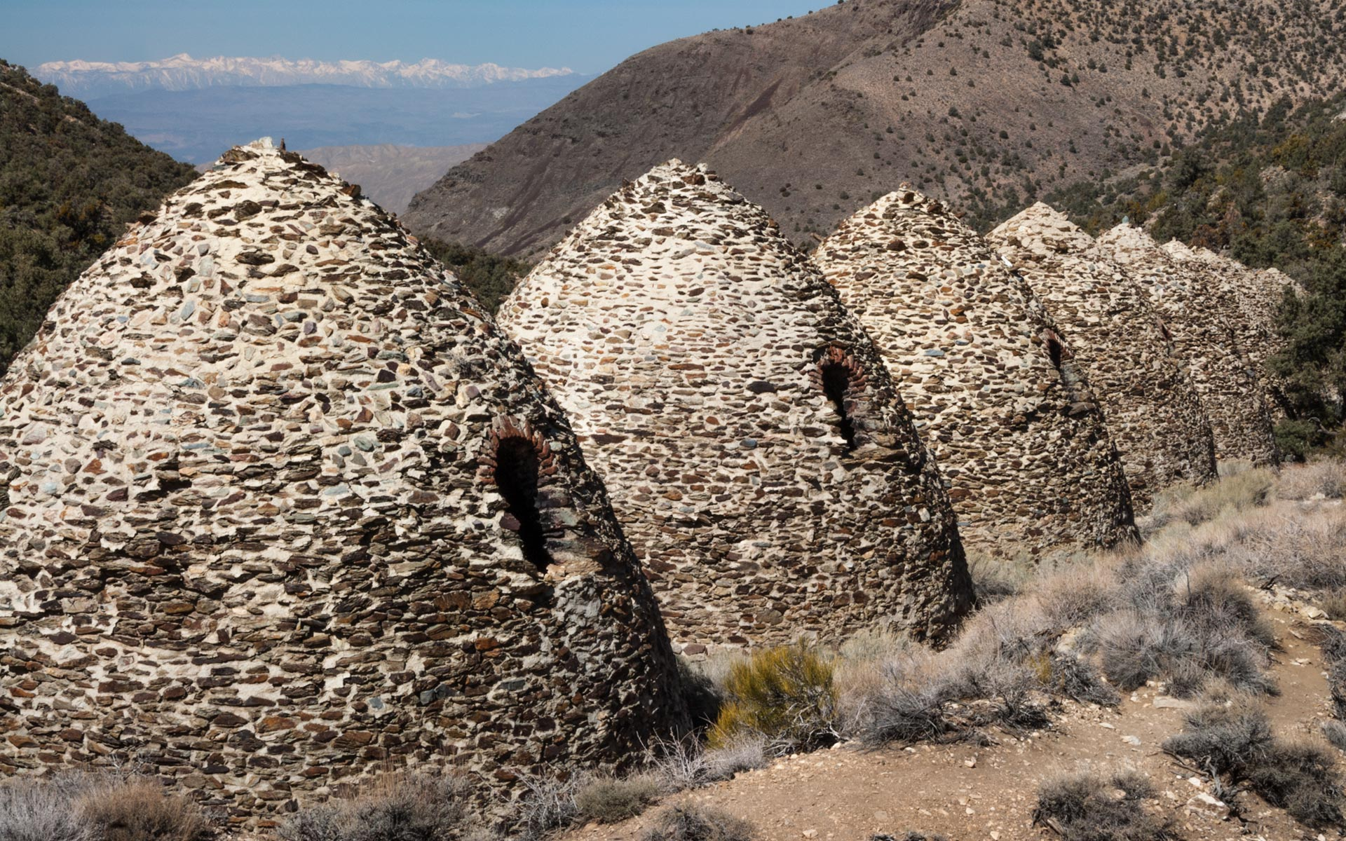Charcoal Kiln, Death Valley