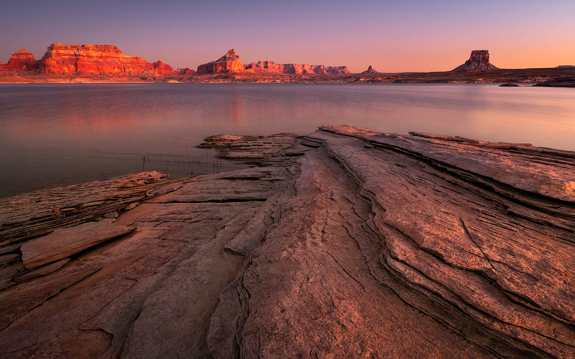 Sand Hills, Lake Powell, Utah