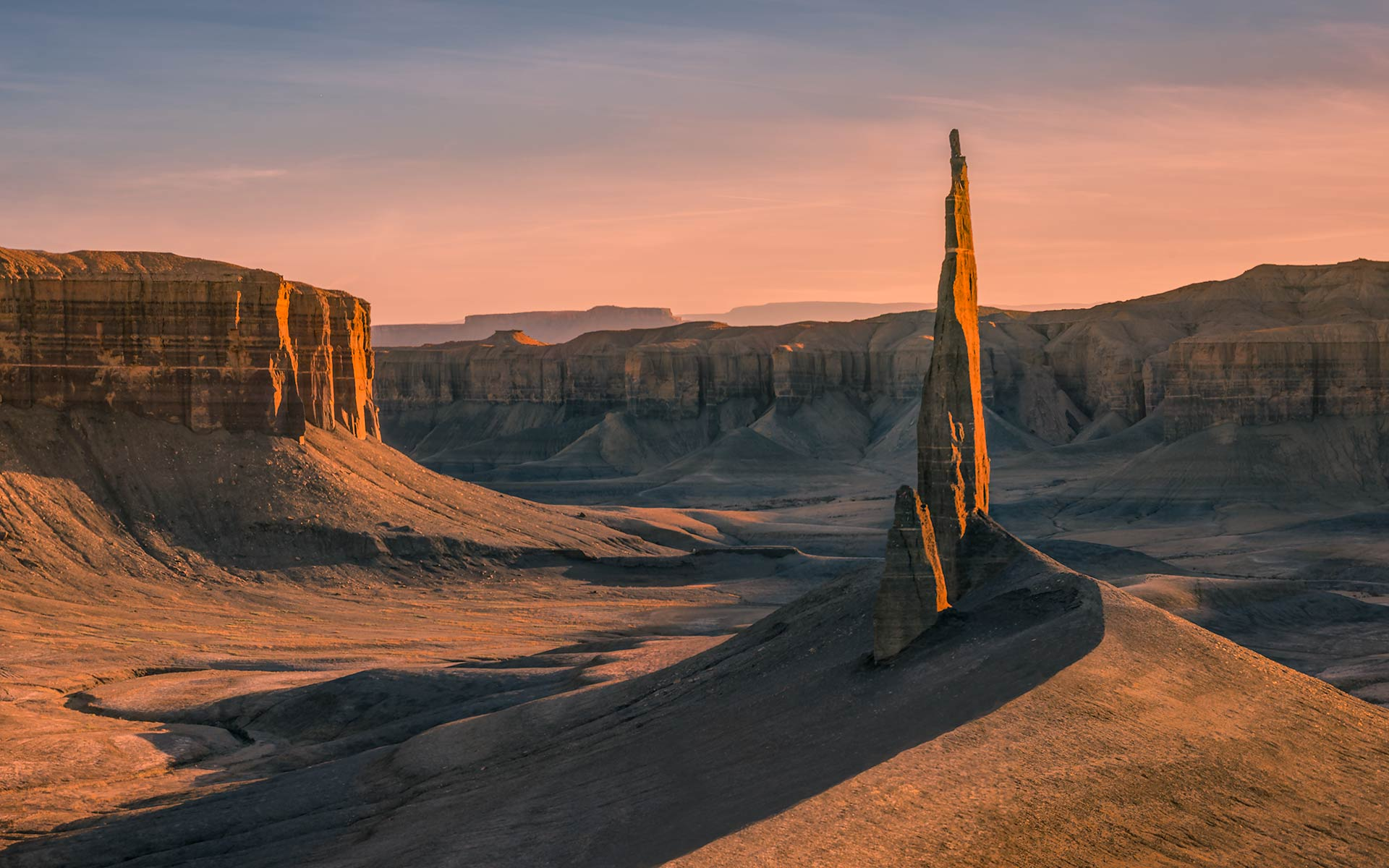 Badlands Utah