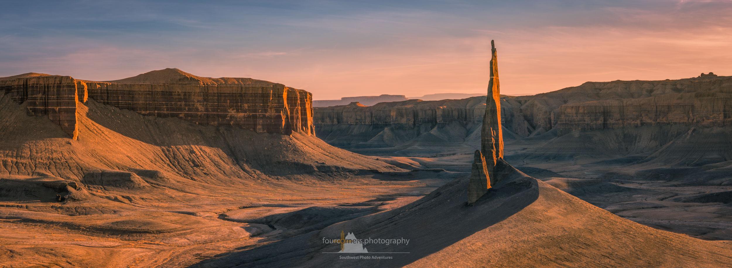 Badlands, Utah