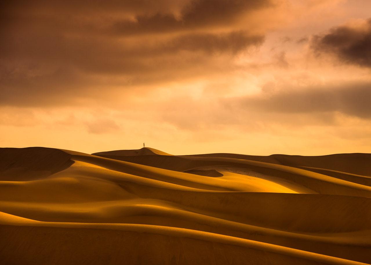 Swakopmund Sand Dunes