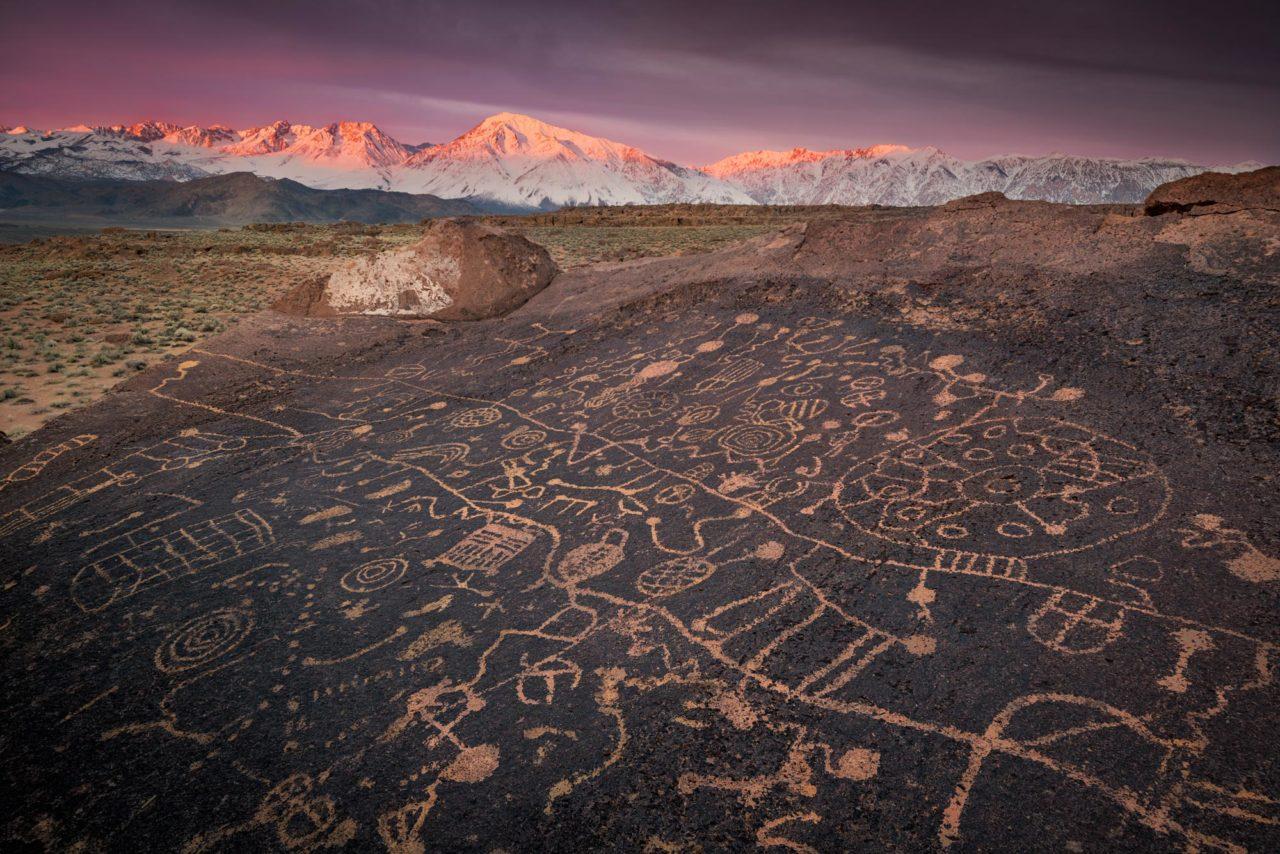 Volcanic Tableland Petroglyphs