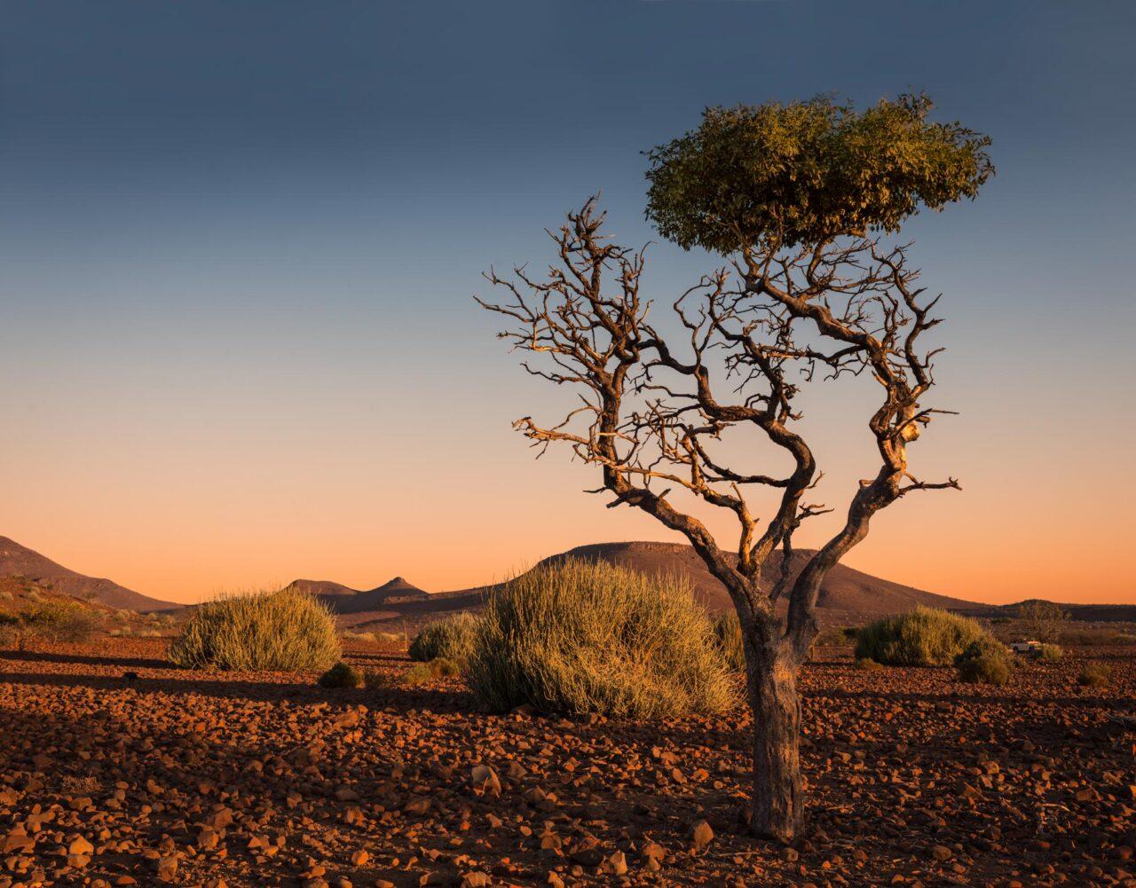 Etendeka, Namibia