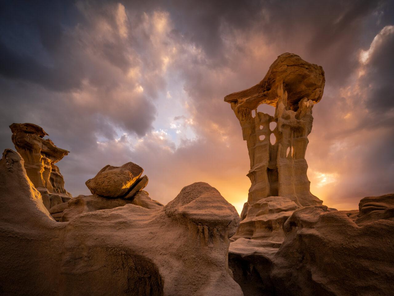Alien Throne, New Mexico