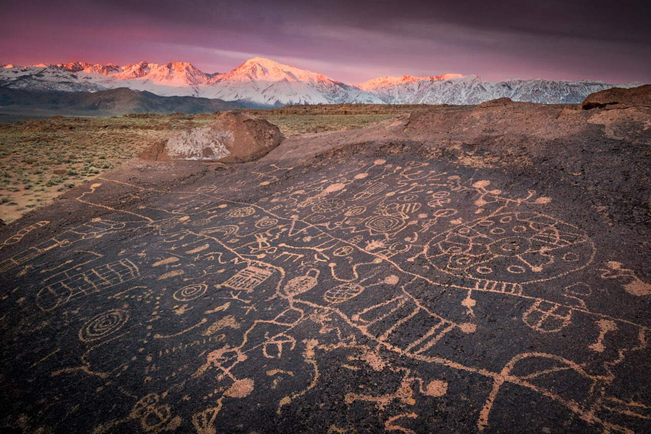 Volcanic Tablelands, California