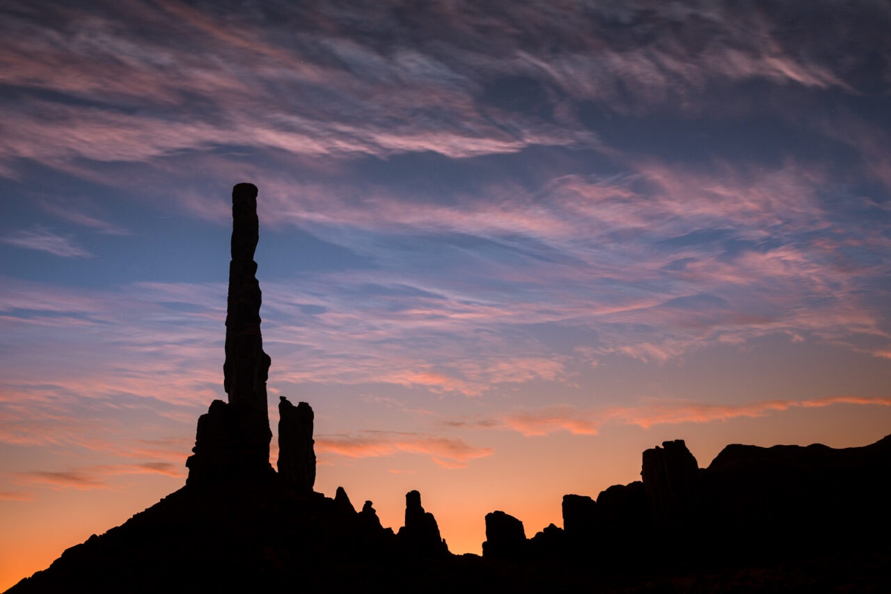 Totem Pole, Monument Valley
