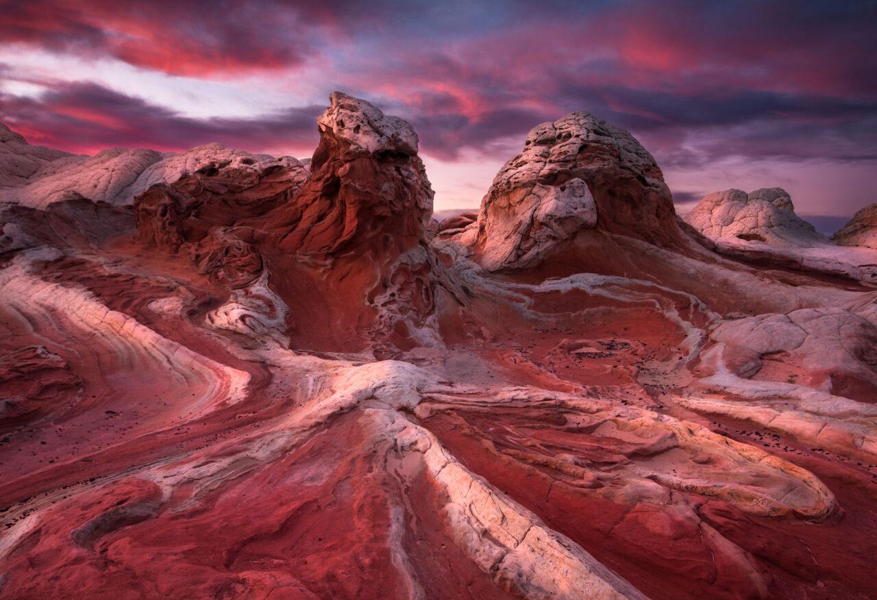 White Pocket, Vermilion Cliffs Wilderness, Arizona